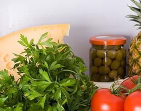 conservar alimentos en el frigorífico