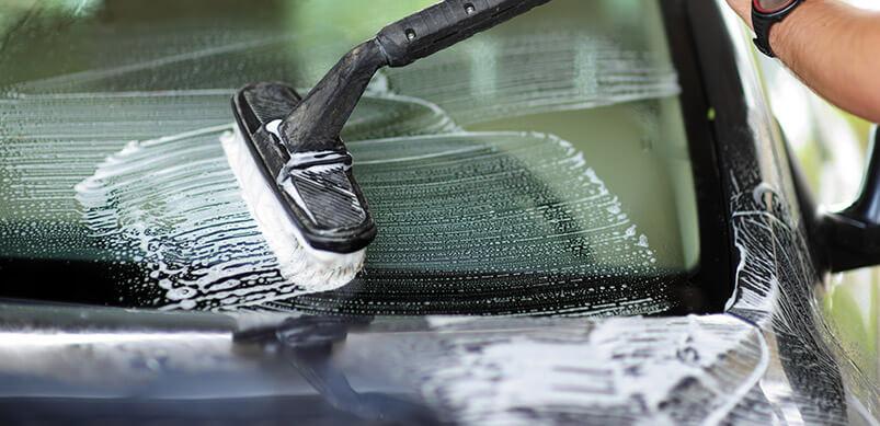 Cómo lavar el coche con una hidrolimpiadora