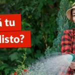 Trucos para limpiar tu jardin para Pascua
