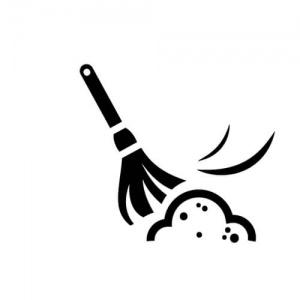 limpiar polvo para quemar grasa