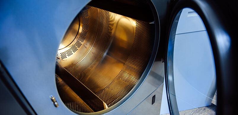 evitar incendios en la lavadora