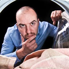 quitar el moho en la lavadora