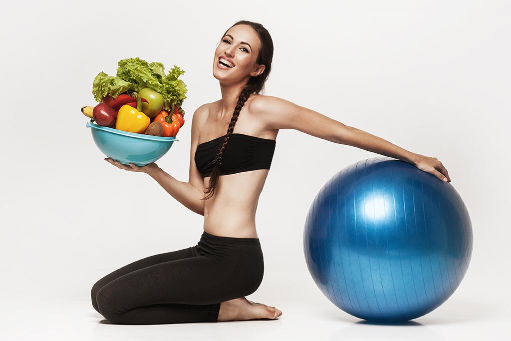 Más sano Año Nuevo