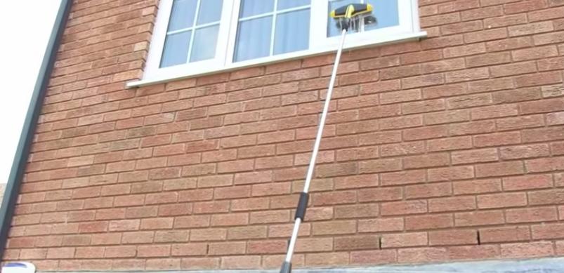 Consejos para limpiar las ventanas con un limpiacristales Karcher