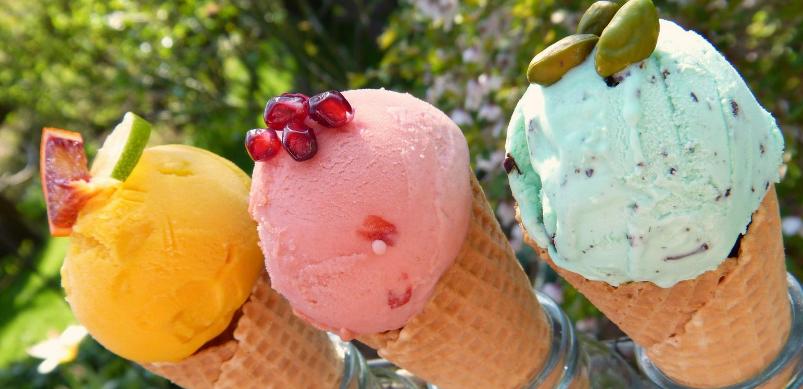 Cómo hacer helado en casa este verano