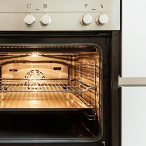 Limpiar horno con vapor