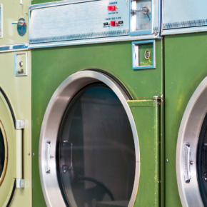 la historia de la secadora de ropa