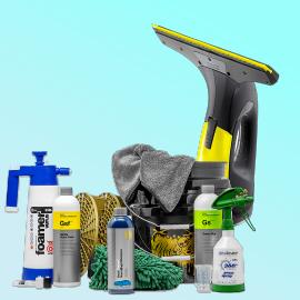 Participa y gana un kit de limpieza primaveral valorado en 175€